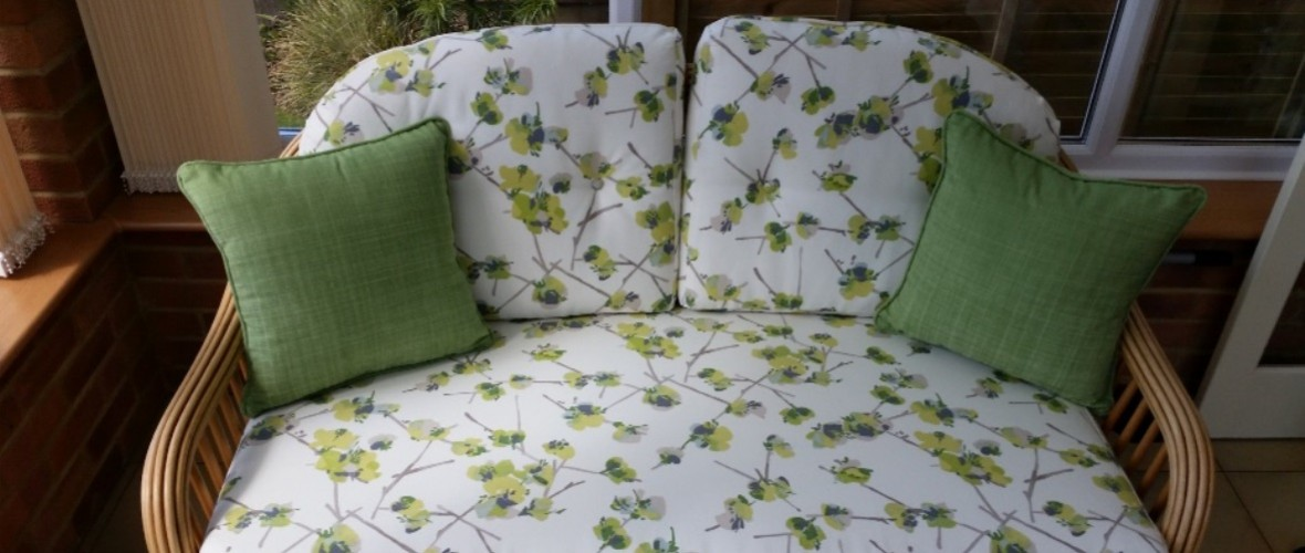 We specialise in the creation of beautifully made soft furnishings including curtains, pelmets, blinds, cushions, loose covers and re-upholstery on behalf of private clients, interior designers and retail outlets.